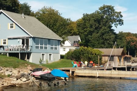 1764ft2 - Thousand Islands, NY Vacation Rental - Haus