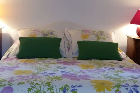 Charming room with suite. Car park - Carcassonne - Ev
