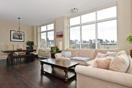Stunning Luxury Apartment, 15 min to Times Square - Hoboken