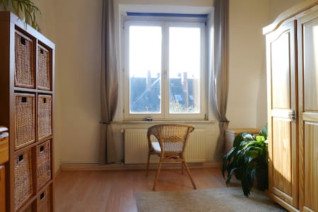 Large bright quiet sanctuary - Wohnung