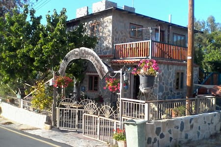 θάλλασσα, βουνό, φιλοξενία 1 - Lakás