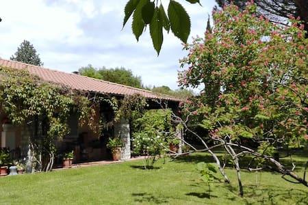 Umbria villa con giardino - Amelia