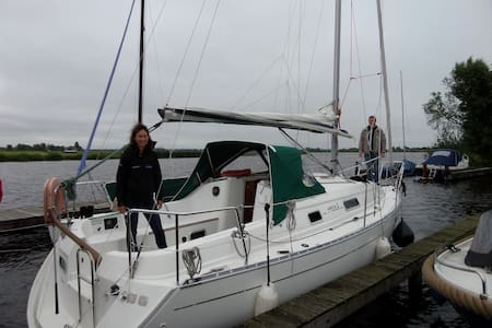 Sailing Yacht Cosy - Boot
