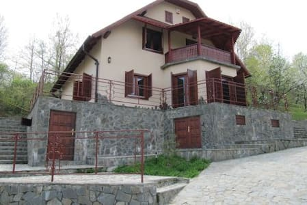 Vilaberg an intimate place and a special landscape - Villa
