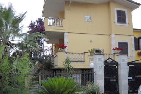 Villa confortevole vista mare - Valcanneto - Villa
