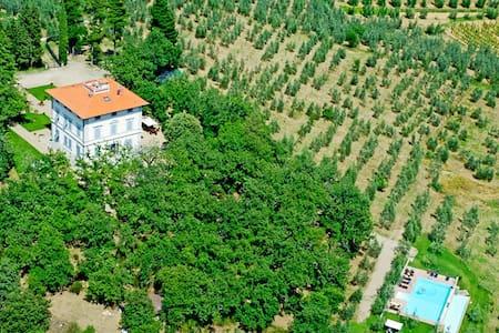 Large Villa: 2Pools, AC, near town - Villa