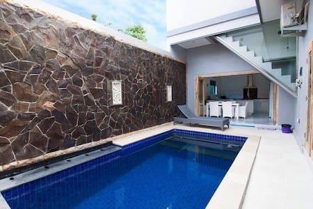 SERENITY VILLA, BALI; Bedroom 2 - South Denpasar