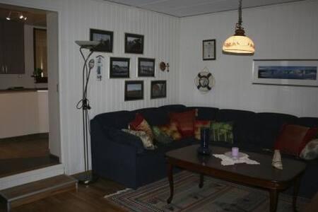 Mysigt fam.rum - Apartment