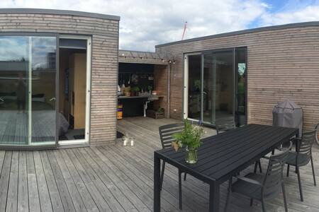 High quality luxury cabin close to the centre - Aarhus - Cabin