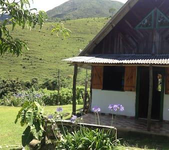 Mountain experience in Brazil! - Lomamökki