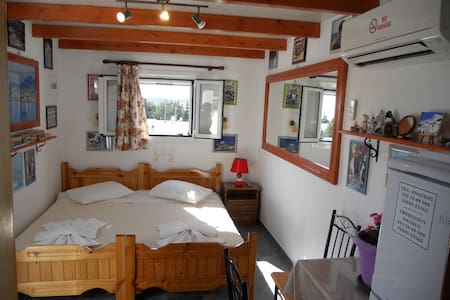 Deluxe Double Room Panoramic Sea View Third Floor. - Apartament