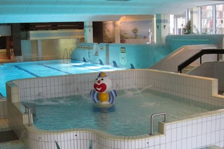 Perfect holiday with kids,unlimited swimming pool - Sankt Englmar - Apartment