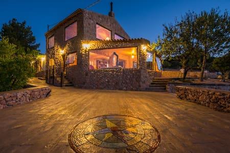 Casa de los Pinos II. El Berro. Sierra Espuña - Alhama de Murcia