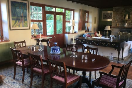 Modern converted Award winning 18th C cart shed - Coldstream - Casa
