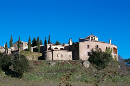 Masia fortaleza Medieval La Manyosa - Granera - Castell