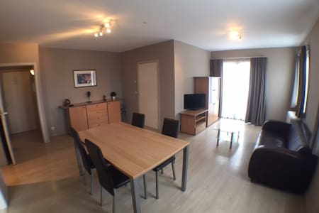 Clean Room in Evere-close to BRU AirPort-Zaventem - Lakás