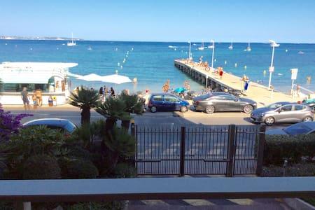 Superbe vue mer T2 Cannes Palm Beach terrasse pkg - Cannes
