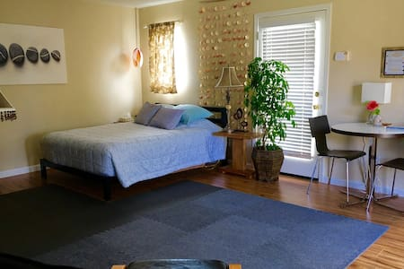 Spacious, clean, quiet private room - Novato - 獨棟