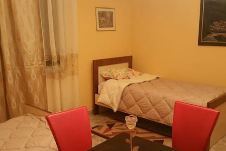 Nice room of the villa in center - tirana