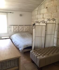 Dans les remparts appart 75m2 - Aigues-Mortes - Apartment