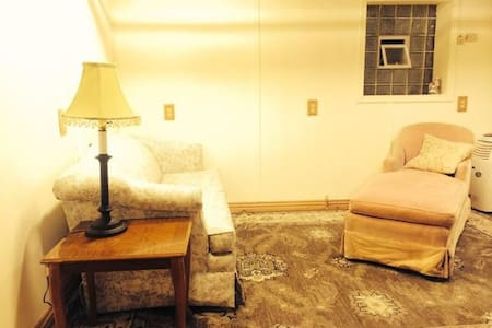Cozy garden unit in heart of Logan Square - Chicago - Apartment