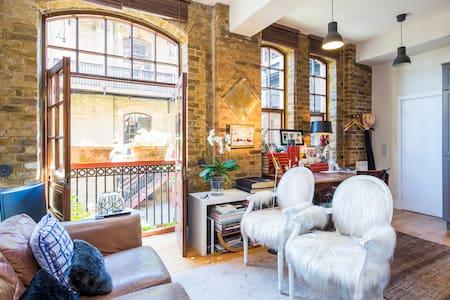 Stylish Studio by Battersea Park - Londra - Loft