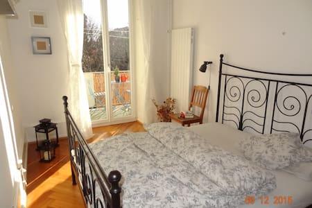 Very central, Romantic, 24h CheckIn - Basilea - Apartamento