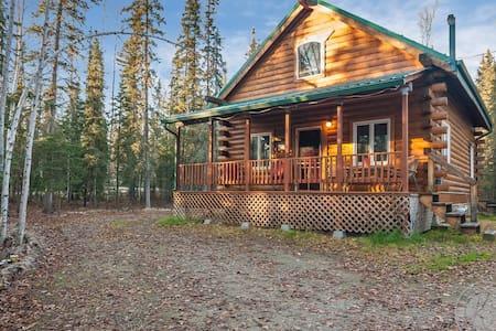Eskimo Kisses Cabin - Fairbanks - Cottage