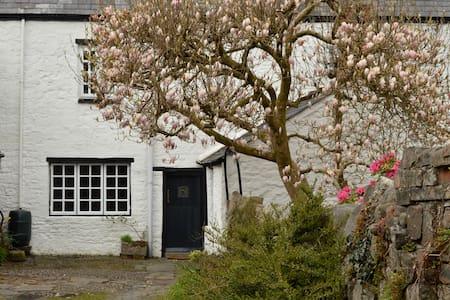 Drws Nesaf,  a small stone cottage - Hus