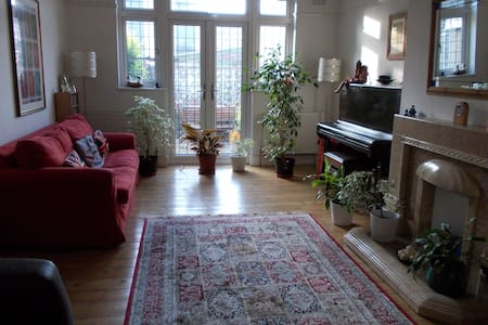 Double room in Victorian house. - London - Rumah