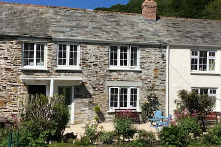 Honey Cottage - Boscastle - Casa