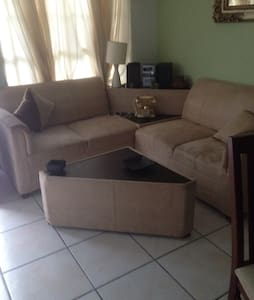 Se renta mini departamento amueblado - Appartement