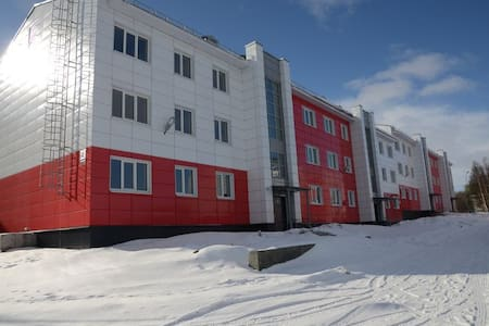 Nice flat in Murmansk - Byt