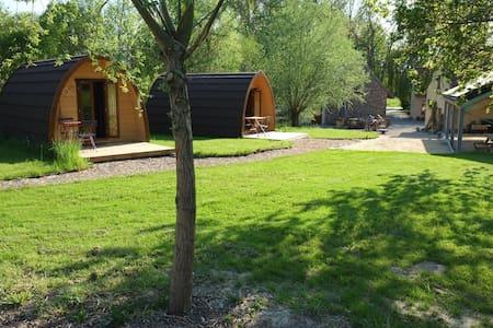 Camping Pod 'Valkenberg' - Faház