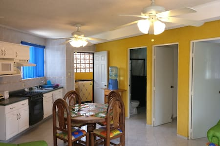 Comfy apartment in Tampico 2 bedrooms - Apartment