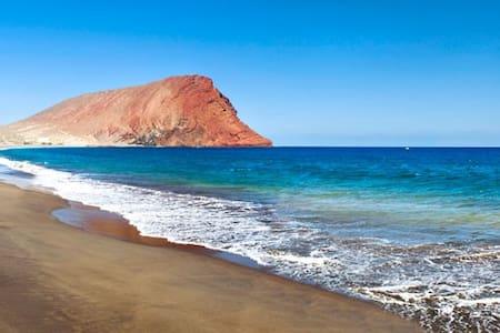 Apartamento a dos pasos del mar - Santa Creu de Tenerife