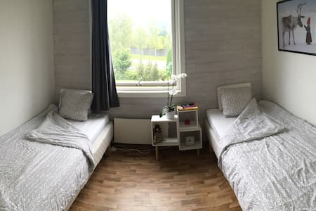 Nice room with view & free parking - Fjellhamar  - Wohnung
