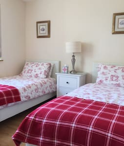 Cosy home at foot of the Malvern Hills - Worcestershire - Bungalow