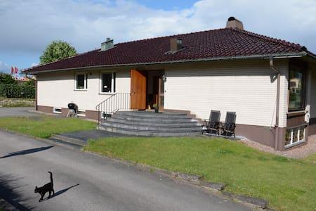 Sixties villa in central Gnosjö. - Gnosjö