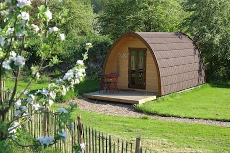 Camping Pod 'Tenbosse' - Chalet