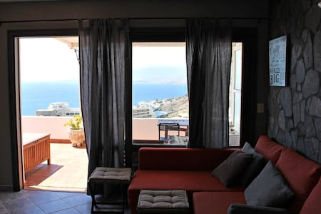 Studio with Breathtaking Seaview - Tabaiba - Apartemen