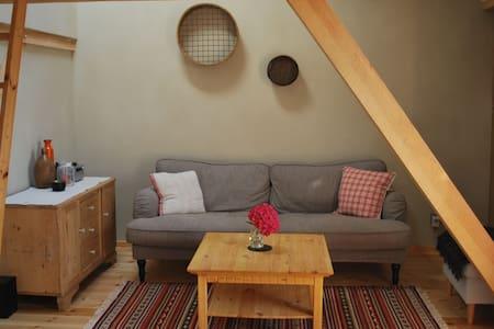 """Ferienwohnung """"Heuboden"""" - Apartment"""