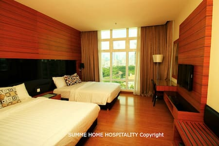 1-4pax city center 10min KL Sentral - Kuala Lumpur - Lägenhet
