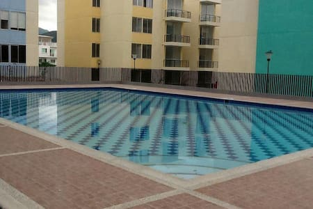Beautiful 3-rooms apartment+pool! - Daire