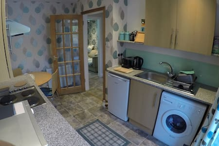 Little Jig selfcatering, homely, quiet village - House