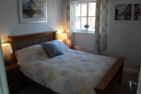 Cosy double room with own bathroom in quiet area - Casa