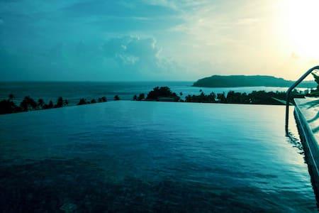 2 Sea Facing Luxury Villas with 2 Infinity Pools - Vila