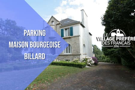 MANSION + PARKING + BILLIARDS - Villa