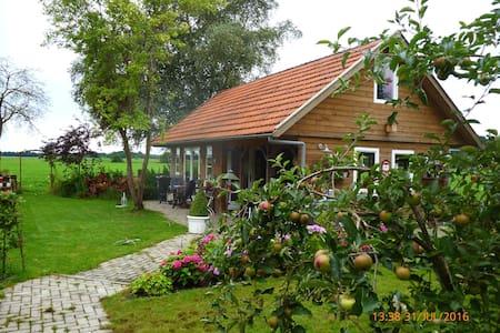 De Trouwerie, vakantiehuis - Nieuw-Dordrecht - Cabin