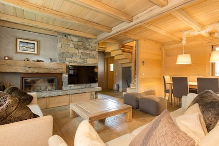Chalet Dufour - Riva Valdobbia - Cabin